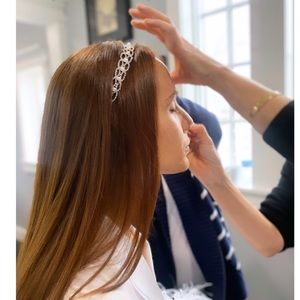Wedding hair accessory! Similar to first photo.